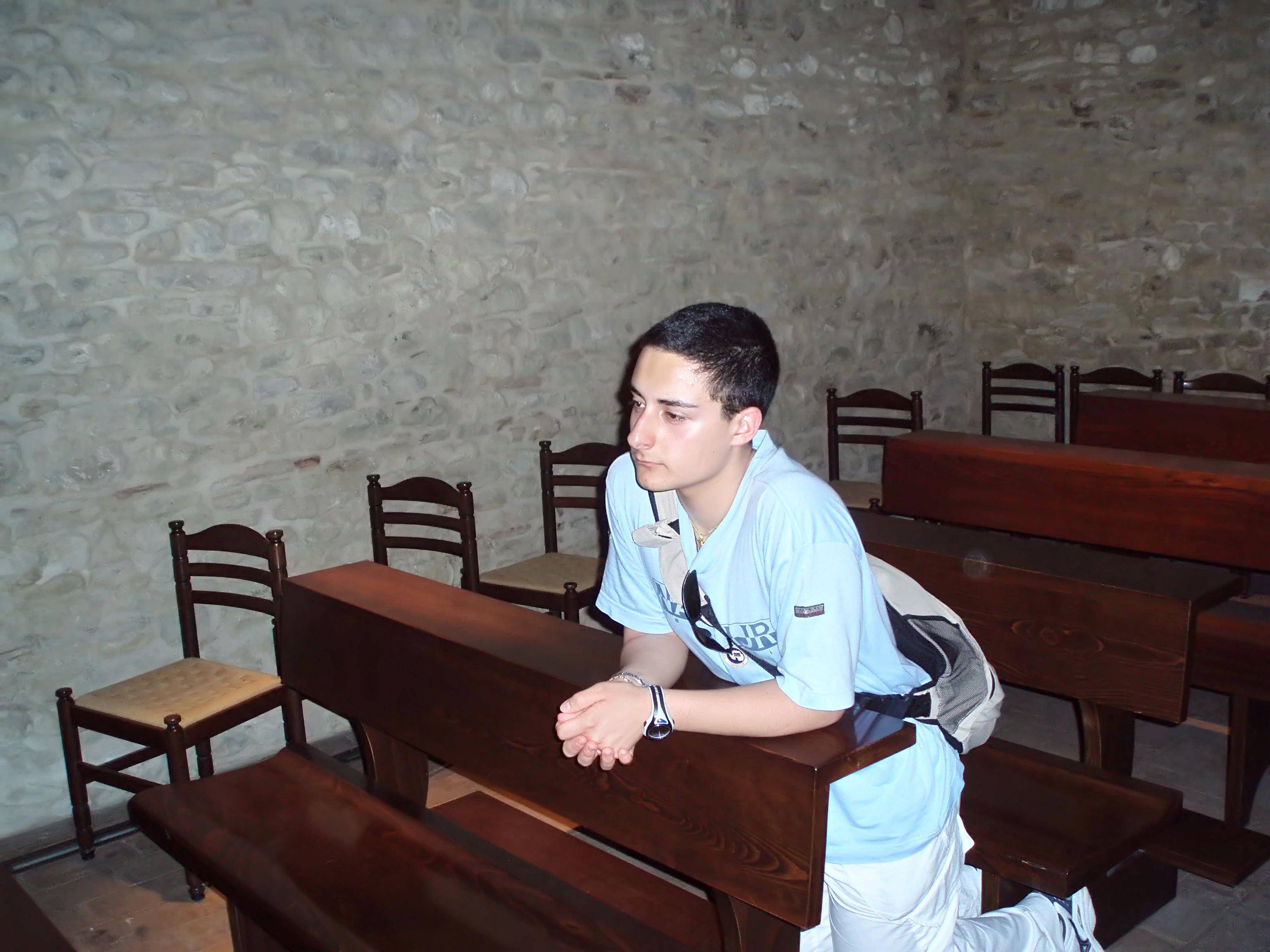 Matteo Farina, un testimone di oggi. Parola alla Postulatrice