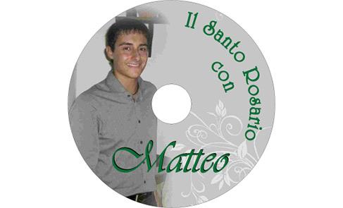 Il Santo Rosario con Matteo Farina: presentazione del CD