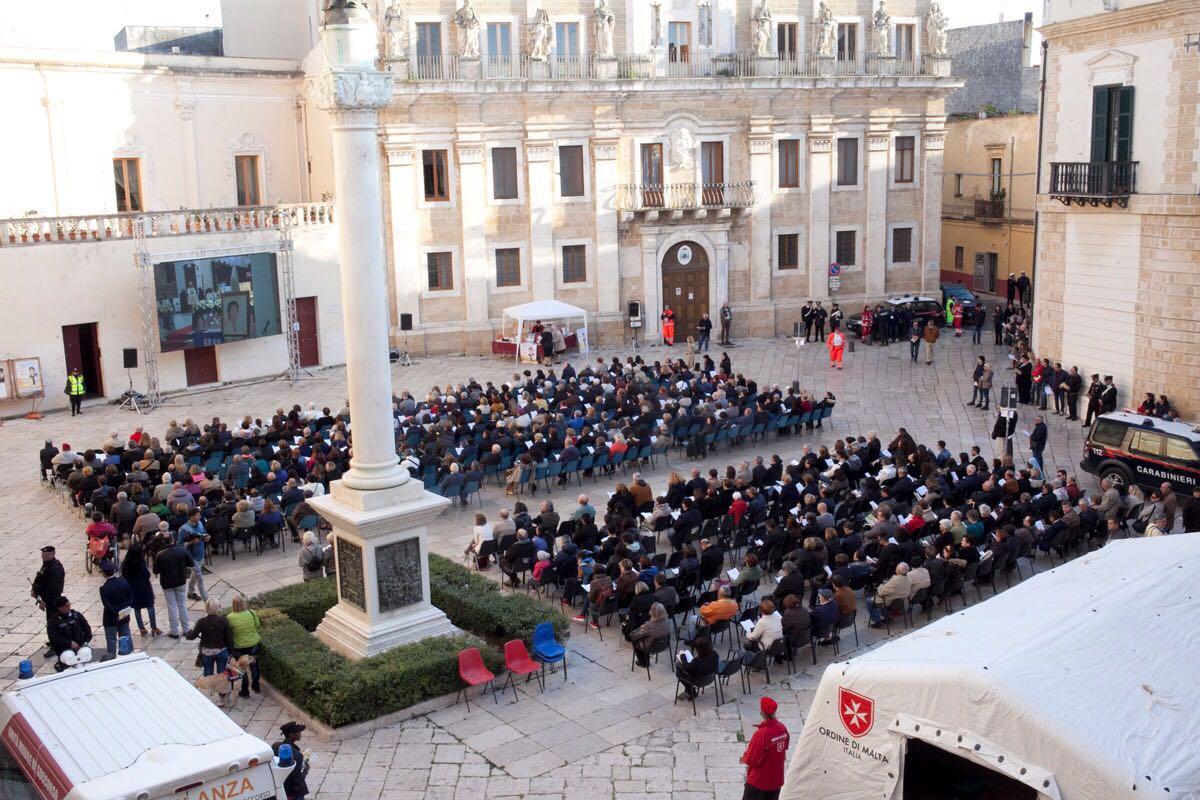 Chiusura del Processo Diocesano del Servo di Dio Matteo Farina