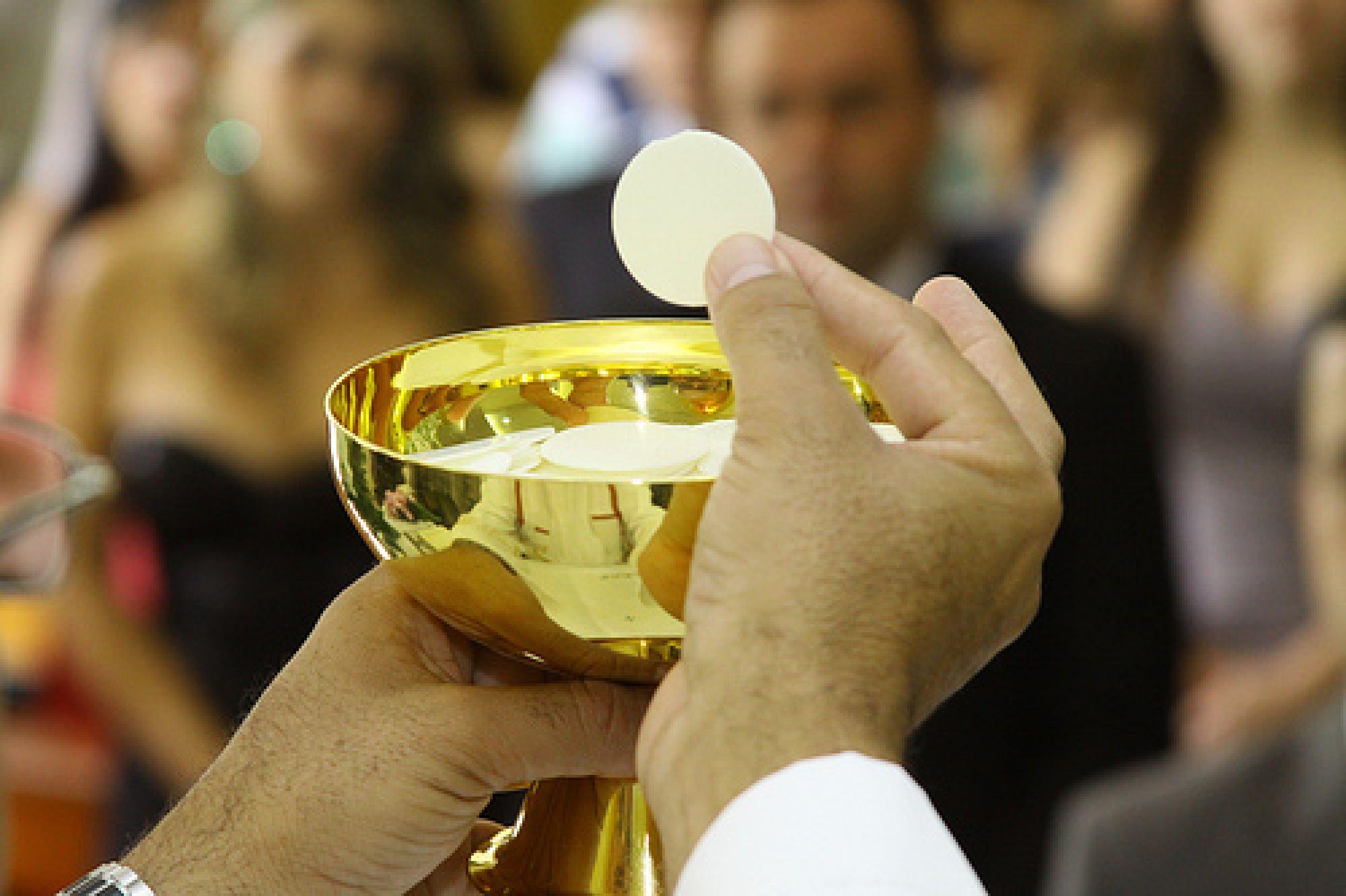 L'Eucaristia come alimento della vita teologale