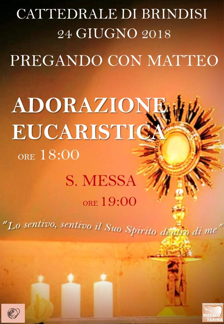 24 giugno 2018 – Cattedrale di Brindisi