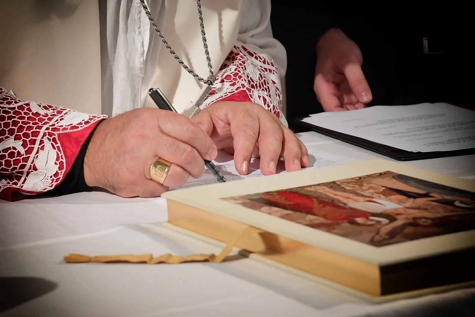 La causa di beatificazione di Matteo