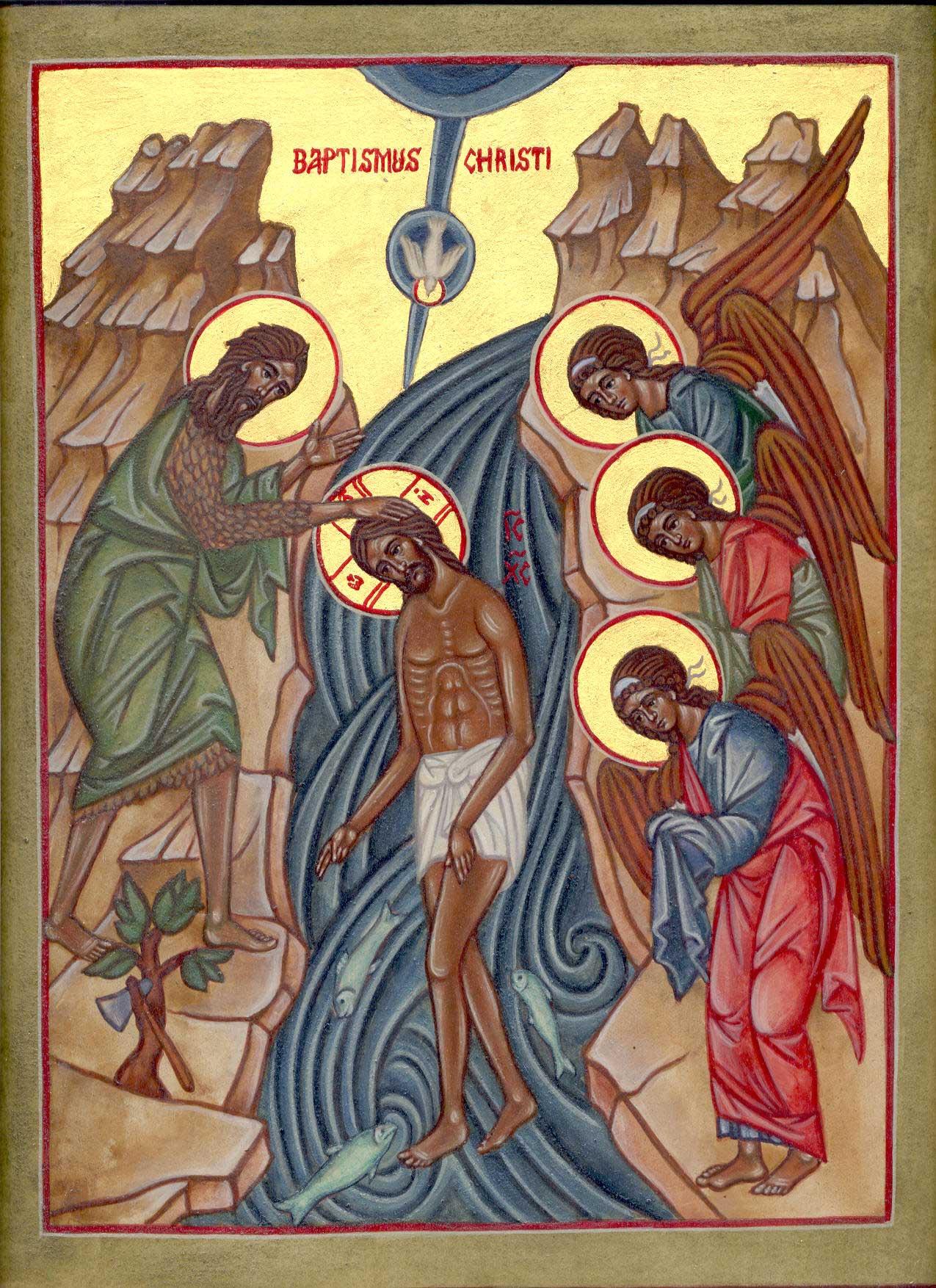 Battesimo del Signore – Anno C
